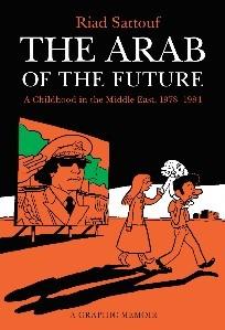 Arab of the Future USA cover