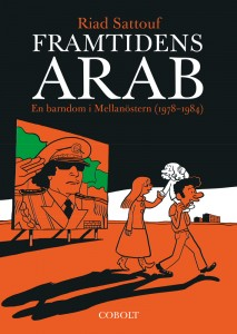 Sattouf_The Arab of the Future_Sweden_Cobolt_April 2015